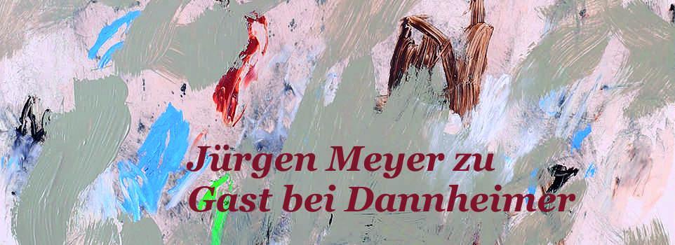 Jürgen Meyer bei Dannheimer