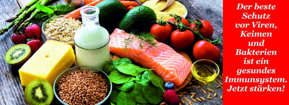 Tipps zur Stärkung Ihres Immunsystems